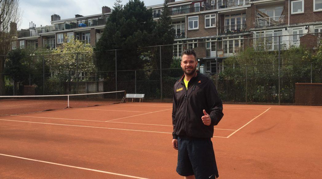 Tennisleraar bij tennispark Walenburg - Fedri Konings